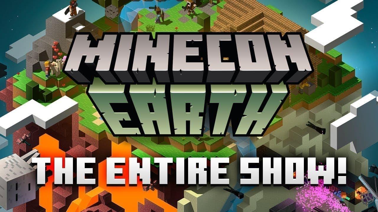 Minecon 2020 - YouTube