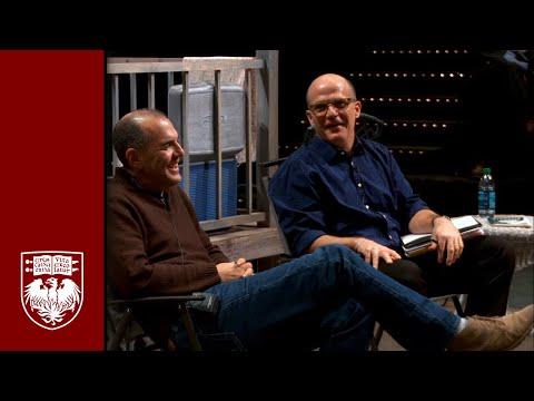 Inside the Playwright's Studio: Charles Newell & David Auburn