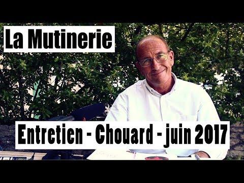 Entretien avec Étienne Chouard Juin 2017