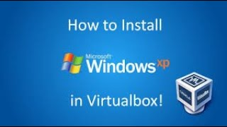 How to install Windows Xp in v…