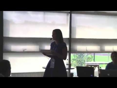 Julie Cullen - EU Code Week - #DojoCon2014