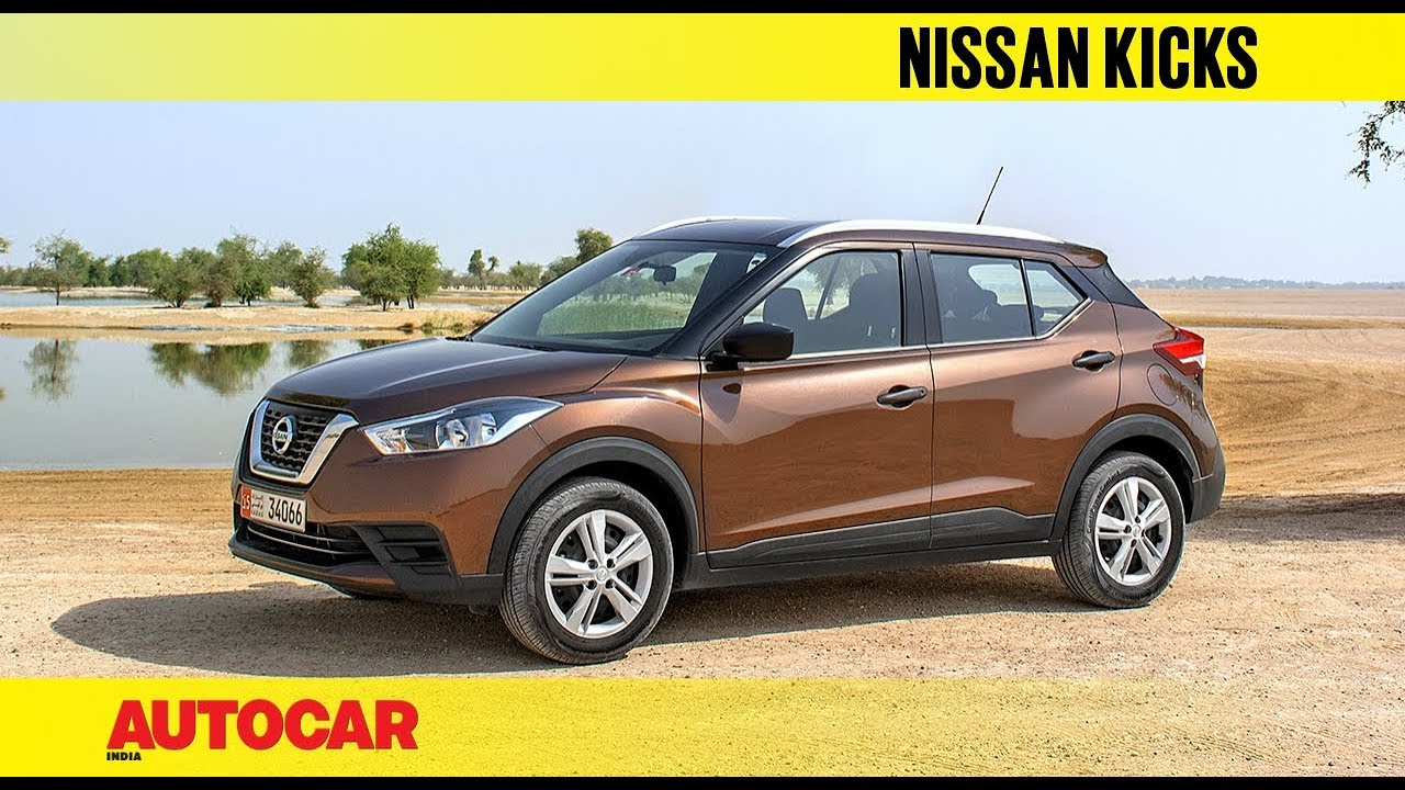 Nissan Kicks First Drive Review Autocar India Youtube