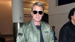 Dolph Lundgren Thinks Schwarzenegger Would Be A
