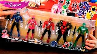 Power Rangers (Пауэр рейнджерс) TOP5