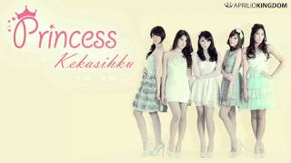 Princess - Kekasihku (Official 2nd single Video)