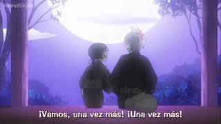 Besos de Tomoe y Nanami
