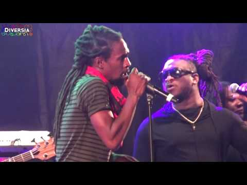 JAH CURE - LIVE - UNCONDITIONAL LOVE - REGGAE GEEL 2017