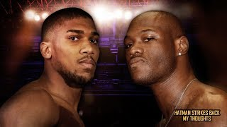 ANTHONY JOSHUA VS DEONTAY WILDER - FAKE BEEF??!!! SHELLY FINKEL & EDDIE HEARN - SECRET PLAN?!!!