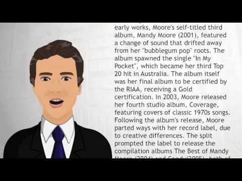 Mandy Moore - Wiki Videos