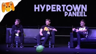 Hypertown paneel - Mänguväli, TeamCrafterz, KanadonMuhedad