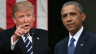 Obama is not taking Trump
