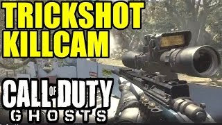 Trickshot Killcam # 798 #2 | COD GHOSTS Killcam | Freestyle Replay