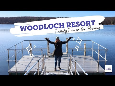 Woodloch Resort - Take A Tour Of An All-Inclusive Family Resort In Pennsylvania!