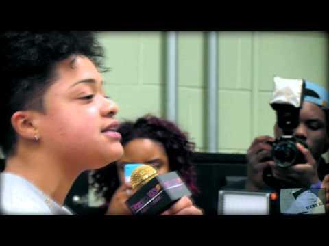 Nene Ali @ The Martin Luther King Day Celebration 2015