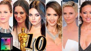 أجمل 10 ممثلات في هوليوود (أجنبيات)
