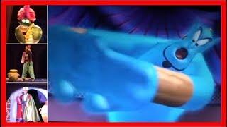 ºoº 爆笑!! マジックランプシアター 完全版 アラジンの魔法のランプの魔人 ジーニーとアシームそしてシャバーンのマジックショー 東京ディズニーシー thumbnail