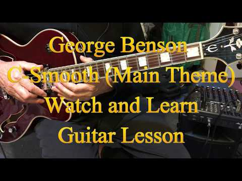 George Benson - C-Smooth I Watch and Learn mp3