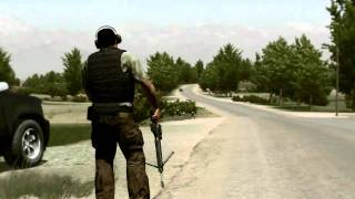 ArmA 2: Private Military Company - Launch-Trailer @ HD (!)