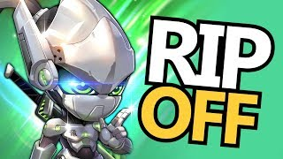 Bad Overwatch Mobile Games