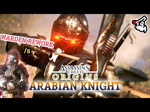 Warden, the Arabian Knight - Assassins Creed Origins thumbnail
