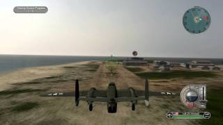 Battlestations: Pacific | PC | Gameplay | US-Aviation Training