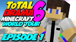 "Total Drama Minecraft - Season 6 - Episode 1: ""All Aboard!"""