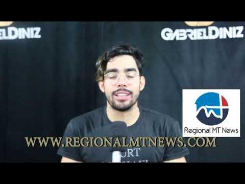 Veja esse recadinho do Gabriel Diniz - Regional MT News