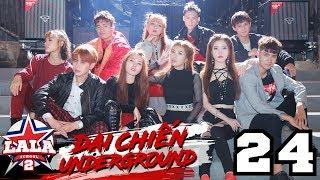 La La School Tập 24 Season 2 : ĐẠI CHIẾN UNDERGROUND Full HD