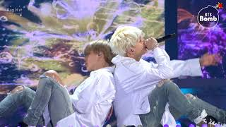 BANGTAN BOMB 39 봄날 39 Special Stage BTS focus MMA