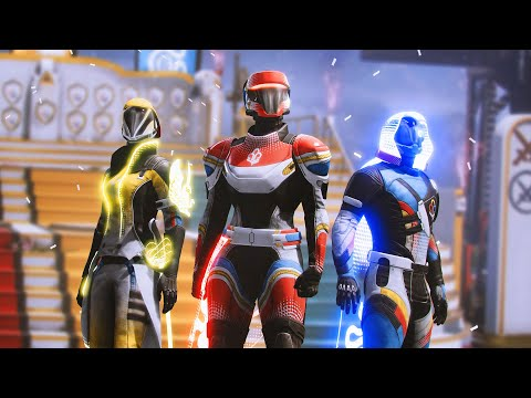 Destiny 2: Season of the Chosen - Guardian Games Trailer - destinygame