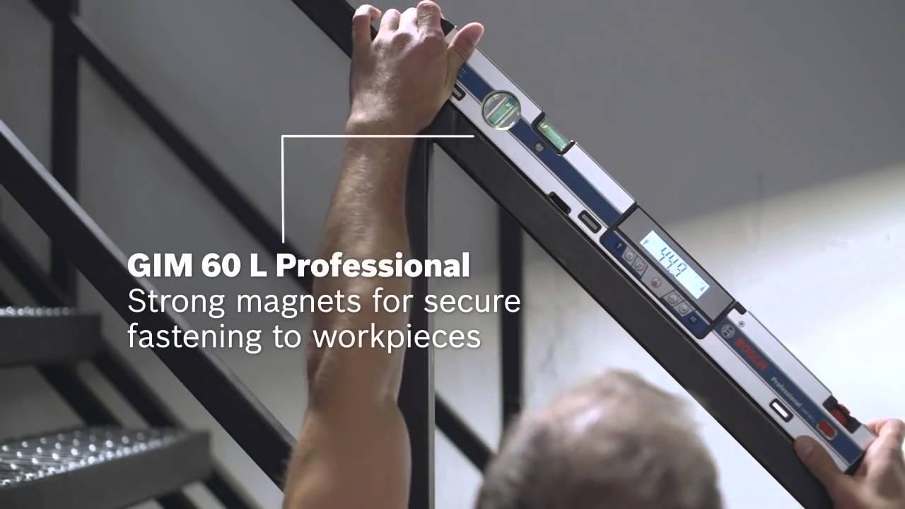 9 V Bosch Professional 0601076900 GIM 60 L Blue