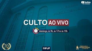 CULTO DOMINICAL - MANHÃ 26/09/2021