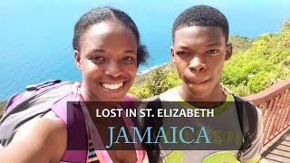 lost in st elizabeth jamaica pt 1   14 parishes in 14 days