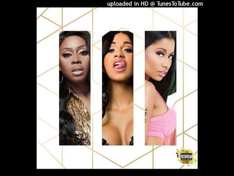 Phresher - WAYMENT (feat. Remy Ma, Cardi B. and Nicki Minaj)