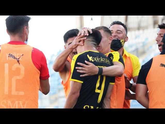 El Vial venció a Velásquez 1-0 en Rancagua