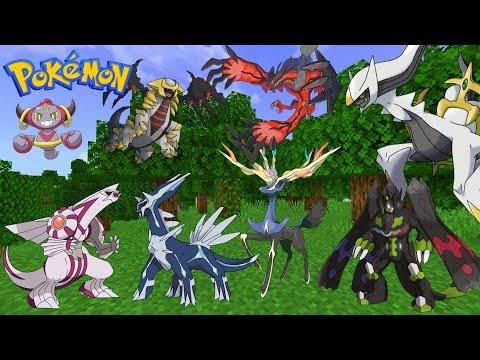 ADDON Pokemon Legendary