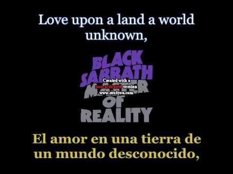 Black Sabbath - Into The Void - 08 - Lyrics / Subtitulos en español (Nwobhm) Traducida