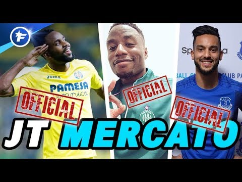 OFFICIEL : Walcott à Everton, Ntep à l'ASSE, Bakambu quitte Villarreal | Journal du Mercato