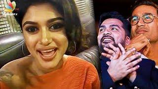 LIVE: What I like about Dhanush, Simbu : Oviya Speech | Bigg Boss Actress Selfie Video