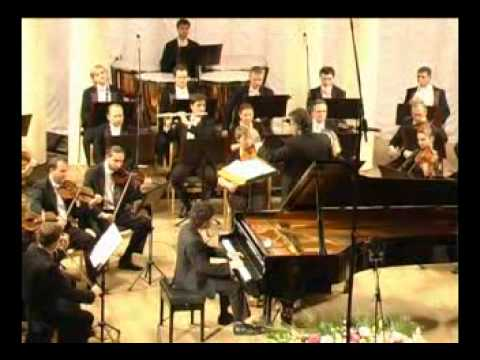 BRAHMS Concerto for piano with orchestra No.2 op 83 Adam Laloum (1.2)