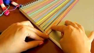 Repeat youtube video DIY ♥ Decora tus Cuadernos