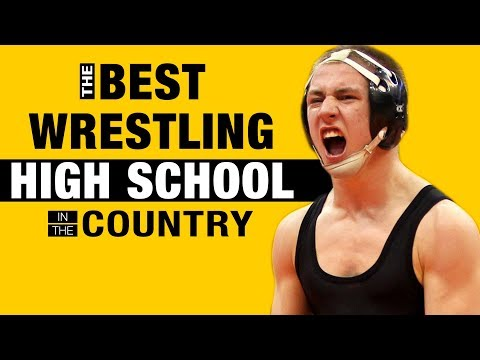 This High School Produces The Most NCAA Wrestling Champions