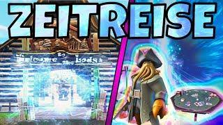 PORTAL IN ANDERES ZEITALTER GEFUNDEN! | (Veränderung erklärt) | Fortnite Battle Royale