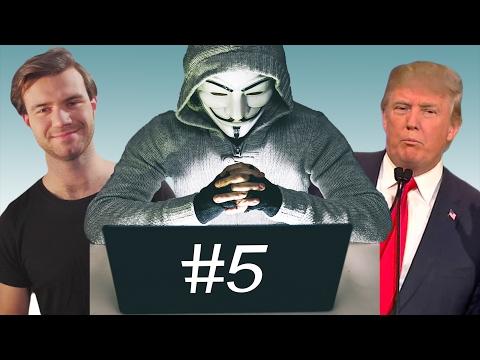 Bliżej Jutra #5 - Atak na Darknet, Donald Trump, Koniec węgla w Irlandii