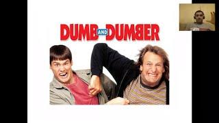 Видеоразбор отрывка из фильма Dumb and Dumber