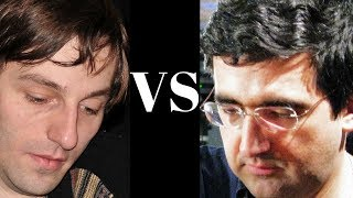 World Championship Candidates (2018): Alexander Grischuk vs Vladimir Kramnik : Berlin rd 8: QGD