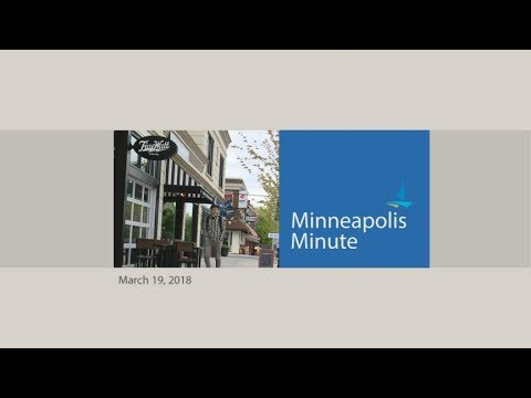 March 19, 2018 Minneapolis Minute