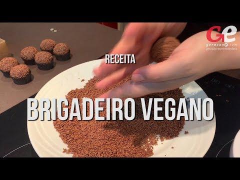 Isabela Carvalho ensina receita de brigadeiro vegano