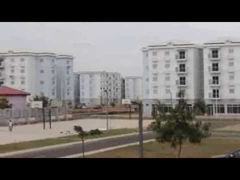 New Homes in Luanda, Angola