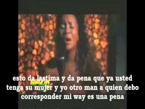 It's A Pity--- Tanya Stephens letra español